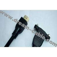 Wholesale locking HDMI Cable 1080p from china suppliers