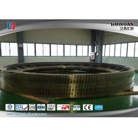 China Heavy Load SS Open Die Forgings Large Scale Industrial Big Gear Ring 12000T on sale