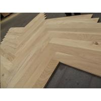 White oak herringbone wood flooring unfinished abcd for Wood floor quality grades