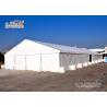 White PVC Waterproof 20x30m Luxury Out Door Big Wedding Tents for sale