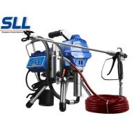 China Industrial Cement Plaster Mortar Spraying Machine Diaphragm Airless Putty Sprayer on sale