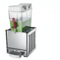 Buy cheap One Tank Refrigeration Drink Juice Dispenser With Pump Spraying System from wholesalers