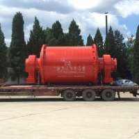 Wholesale 8t/H Iso Certificated Ultrafine Powder Wet Ball Mill For Gold Mining from china suppliers