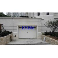 Wholesale Anti Flaming Roll Up Garage Doors , Easy To Operate Contemporary Garage Doors from china suppliers