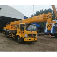 Wholesale Fast Transition 6T Truck Mounted Mobile Crane from china suppliers