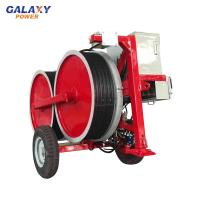 China 30kn Hydraulic Cable Puller Tensioner For Overhead Transmission Line on sale
