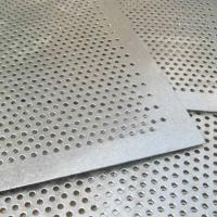 China Customized Hole Shape Perforated Metal Sheet With Durable Surface For Industry Use on sale