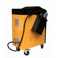 Wholesale CE Certification Laser Cleaning Rust Machine , Laser Paint Removal Machine For Metal from china suppliers