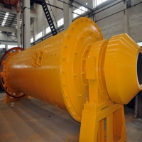 Wholesale Iron Ore 20-25mm Grinding Ball Mill , Gold Mining Machine from china suppliers