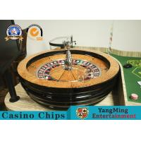 """Buy cheap Refined Russian Roulette Luxury Club Large Casino Special 32"""" Roulette Wheel from wholesalers"""
