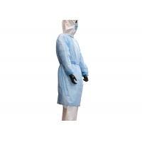 Wholesale Pharmaceutical Doctor SMMS Disposable Surgical Gown from china suppliers