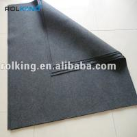 Thick Grey Wool Felt, Natural Sheep Industrial Wool Felt with ISO9001, UKAS