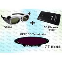 Wholesale OEM 3D Museum Digital 3D Glasses and IR 3D Emitter from china suppliers