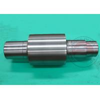 China Open die forging, carbon, alloy steel shaft, forged shaft;  mining machinery shaft forging on sale