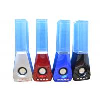 Wholesale TF FM 3.5LIN Colorful Lights Crystal Bluetooth Speakers Ipad PC Manufacturer from china suppliers