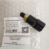 Wholesale Komatsu Mini Excavator Parts Switch 20Y0621710 08064-10000 203-06-56210 For 6D95 PC200-6 from china suppliers
