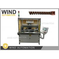 Wholesale 8KW BLDC Coil Winding Machine 600RPM Straight Lamination 3 Phase Small Slot Size from china suppliers