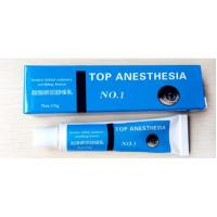 Wholesale Blue Eyes Anesthetic Numbing Cream For Microneedle Roller Dermaroller Micro Needle Skin Therapy from china suppliers