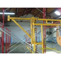 Wholesale Heavy Duty Scaffolding Frames With Powder Coated Side Brackets 1524x1524xΦ42x2.3mm from china suppliers