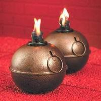 Wholesale Patio Torches,Smudge Pots,Metal Torches from china suppliers