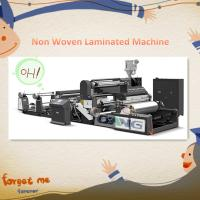Wholesale Non Woven Fabric Laminating Machine from china suppliers