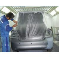 Wholesale polyethylene masking film for paint spray booth from china suppliers