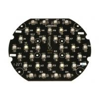 Wholesale Customized Aluminum RGBW / RGB LED PCB PCBA For Flood Lights / Par Light from china suppliers