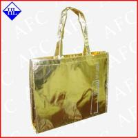 Wholesale TNT Recycled PP Non Woven Fabric Bags , Personalized Non Woven Tote Bags from china suppliers