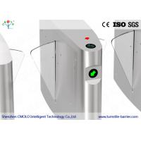 High security flap barrier gate turnstiles automatic