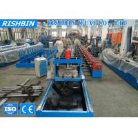 ... Roll Forming Machine with Gear Box Transmission Non Stop Cutting