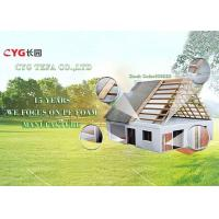 Wholesale Wall / Floor Waterproof Construction Heat Insulation Foam 0.035W/MO Thermal Conductivity from china suppliers
