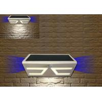 Wholesale Easy Install Solar Powered Motion Detector Lights , Outdoor Led Motion Sensor Light from china suppliers