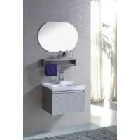 Wholesale Stainless Steel Bathroom Cabinet Sanitaryware (YX-8107) from china suppliers