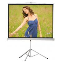 Wholesale format 4:3 tripod projector screen/high quality projection screen/high definition various of materia projector screen from china suppliers