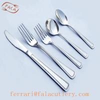 Wholesale Top Grade Stainless Steel Portable Knife Spoon And Fork Set from china suppliers