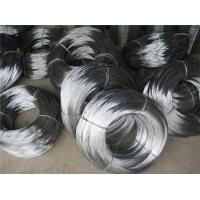 Quality Black Mild Steel Wire Rod SAE 1006 1008 1010 ( PACKAGE IN COILS) Diameter 5.5mm for sale