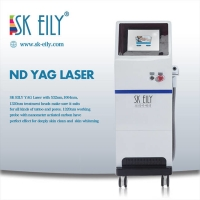 Wholesale 1064nm 532nm 755nm Q Switched ND YAG Laser Tattoo Removal Machine from china suppliers