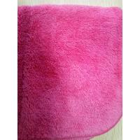 Buy cheap No chemical Microfiber Cleaning Cloth red coral fleece 30*40  terry towel product