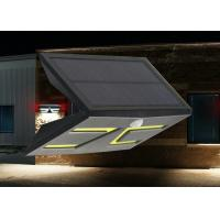 China Low Wattage Solar Outdoor Wall Lights , Solar Lights Outdoor Motion Activated on sale