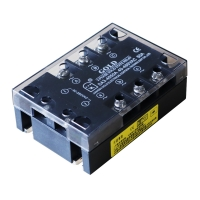 Wholesale 3 Phase Solid State Relay 100A from china suppliers