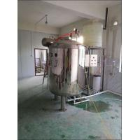 Wholesale Hydraulic Automatic Vertical Autoclave , Vertical Retort For Wood / Herb from china suppliers