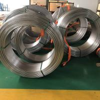 Wholesale Round Seamless Stainless Steel Coil Tubing 304 / 304L / 316L Type Available from china suppliers