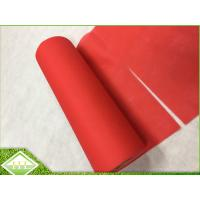 Wholesale 100% Polypropylene Perforated Non Woven Fabric Roll Multi Colors Available from china suppliers