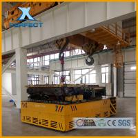 Wholesale Remote control trackless motorized cart on cement floor from china suppliers