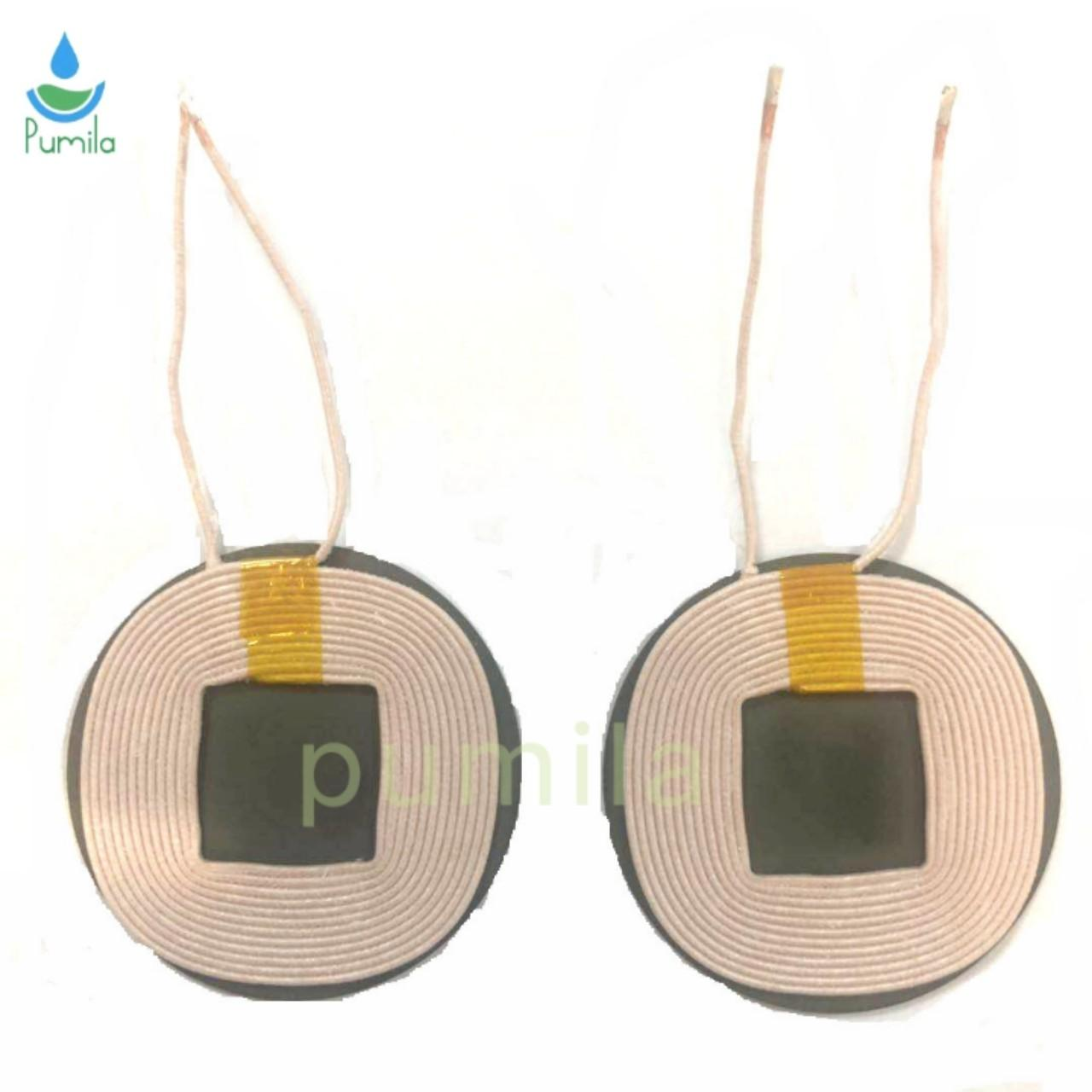 A12 wireless charging tx coil qi charger coil inductive pancake coil for sale