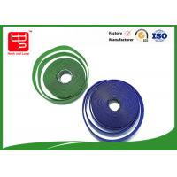 Wholesale Custom sew on male and female Hook and Loop Tape 25 m per roll from china suppliers