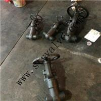 Wholesale Forged Steel Globe Valve - STV Valves from china suppliers