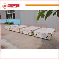 Wholesale Hot sale Industrial Motorized steerable transfer car on cement floor China factory from china suppliers