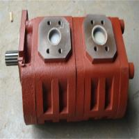 Wholesale CBGJ Series CBGJ2080/2080 Hydraulic Gear Pump For XCMG Crane from china suppliers