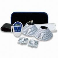 Wholesale Three-in-one Deluxe EMS Massaging Set with Six Preset Mode Devices and Four Electrode Pads from china suppliers